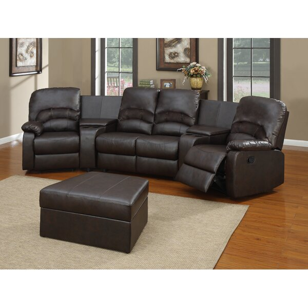 Theater sectional by Latitude Run