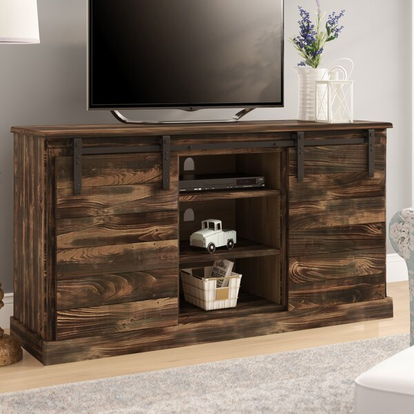 Castres Solid Wood TV Stand For TVs Up To 78