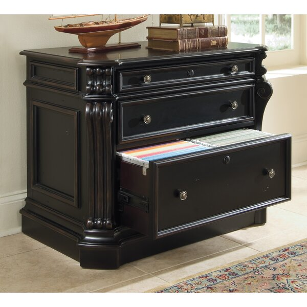 Telluride 2-Drawer Lateral Filing Cabinet by Hooker Furniture