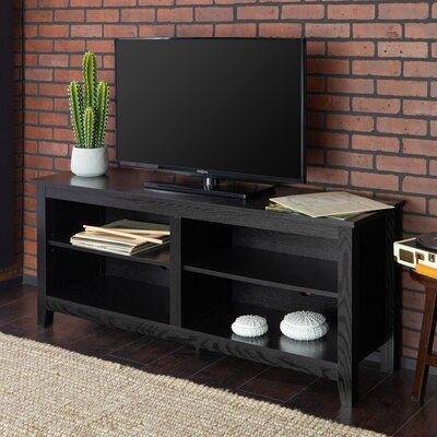 Black Amp Silver Tv Stands You Ll Love In 2020 Wayfair