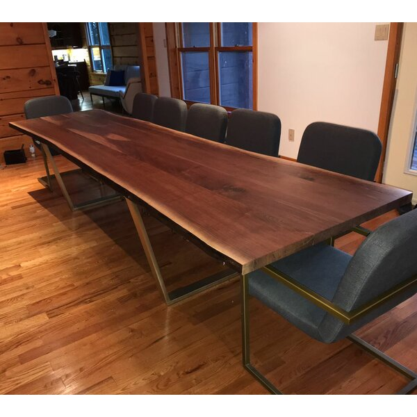 Francesca Custom Dining Table by Foundry Select