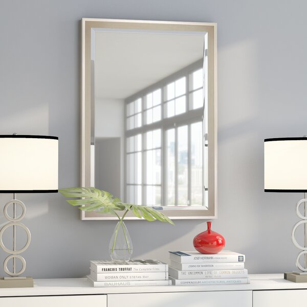 High Tower Wall Mirror by Orren Ellis