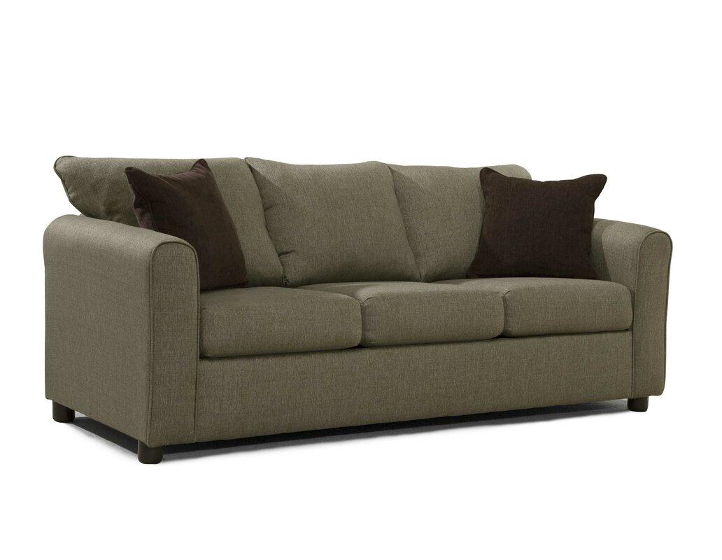 Design Modern Sleeper Sofa red barrel studio serta upholstery martin house modern sleeper sofa
