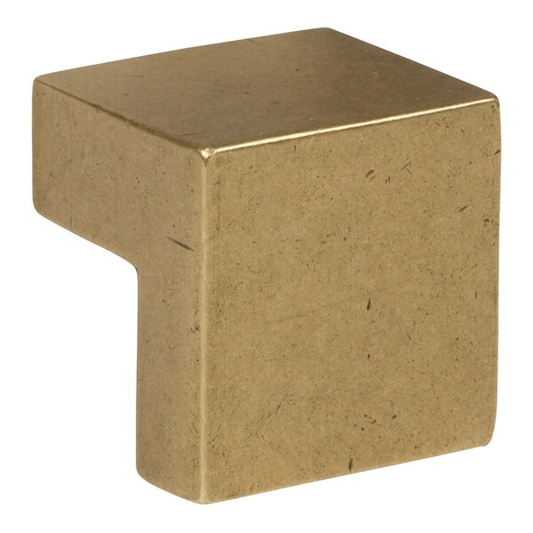 Successi Square Knob by Atlas Homewares