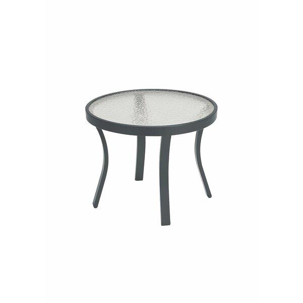 LaStratta Glass Coffee Table by Tropitone