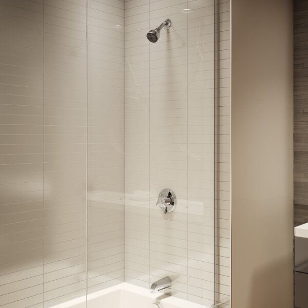 Origins Single Handle Tub and Shower Faucet by Symmons