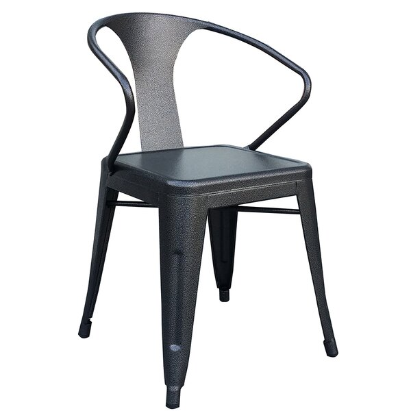 Haddix Metal Dining Chair (Set of 4) by Williston Forge