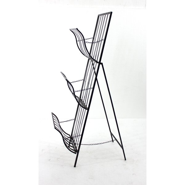 Metal Magazine Rack (Set of 2) by Teton Home