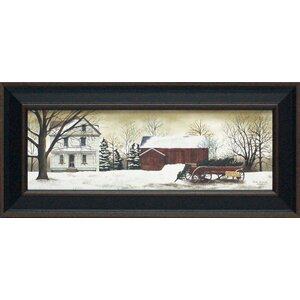 Christmas Trees for Sale by Jacobs, Billy Framed Painting Print by Artistic Reflections