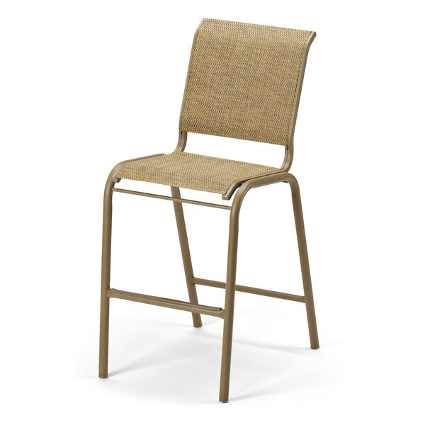 Reliance Stacking Patio Dining Chair (Set of 2) by Telescope Casual