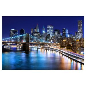 New York HDR Photographic Print by Prestige Art Studios