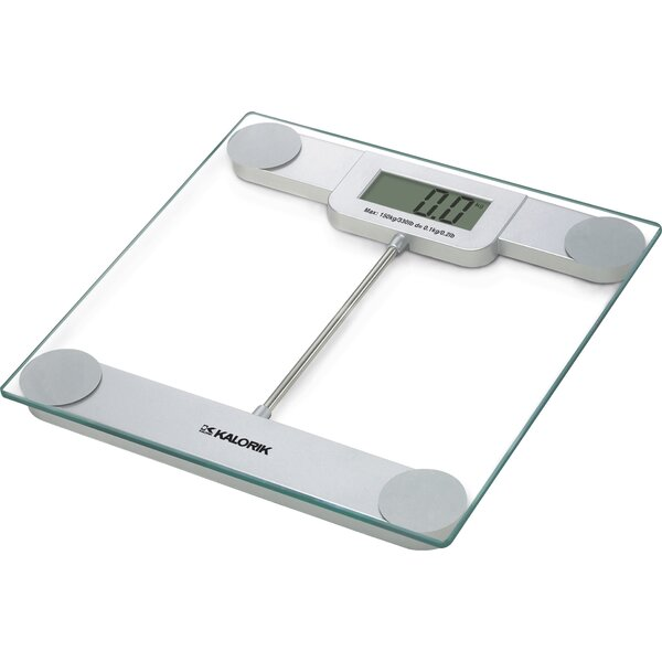 Precision Digital Glass Bath Scale by Kalorik