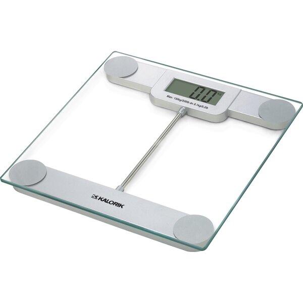 Precision Digital Glass Bath Scale by Kalorik