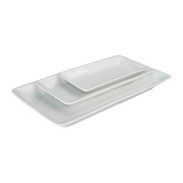 Rectangular Platter (Set of 2) by BIA Cordon Bleu