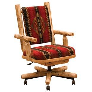 Cedar Bankers Chair