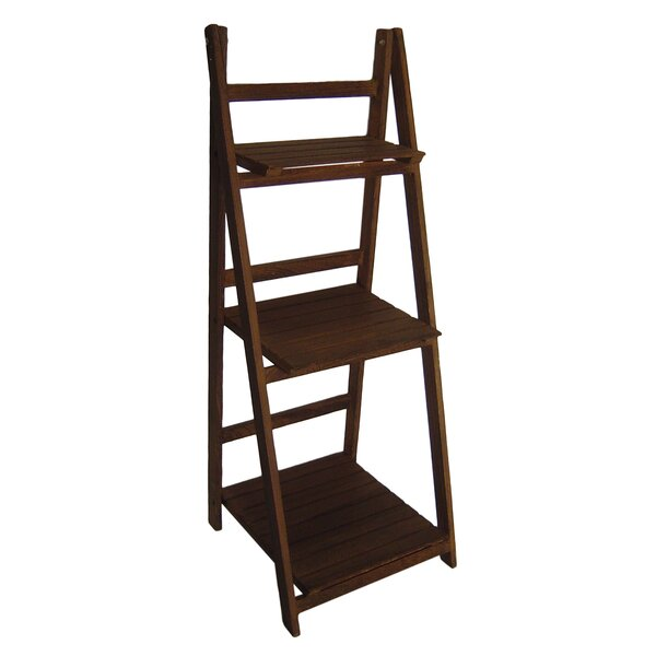 Mayne Ladder Bookcase by Charlton Home