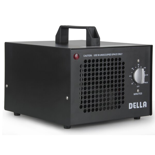 Whole House Air Purifier with HEPA Filter by Della