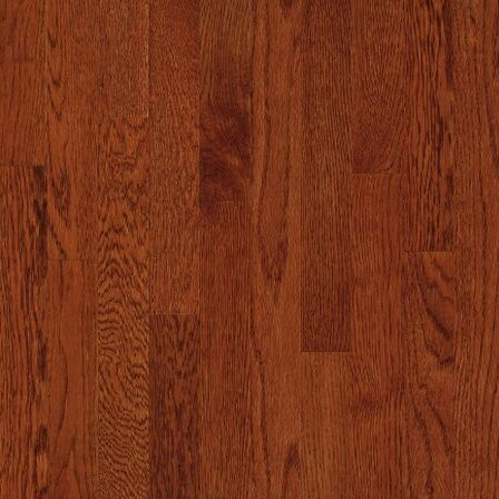 Waltham Random Width Solid Oak Hardwood Flooring in Whiskey by Bruce Flooring