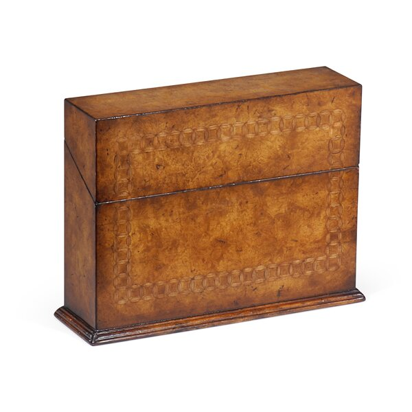 Rectangular Jewelry Box by Jonathan Charles Fine Furniture