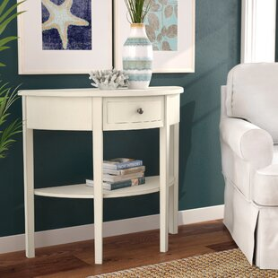 Best North De Land Console Table By Beachcrest Home