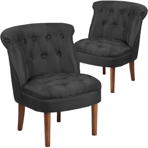 Orland Modern Side Chair (Set of 2) by Charlton Home
