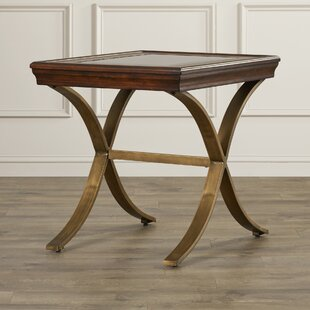 Online Reviews Heyworth End Table By Darby Home Co