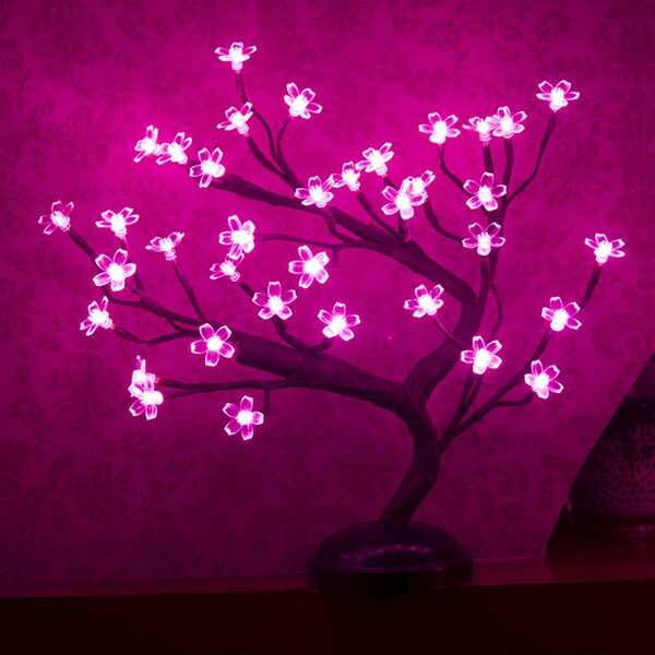 LED 36 Light Cherry Blossom Bonsai by Lightshare