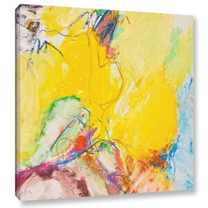 Crystal Framed Painting Print on Wrapped Canvas by Latitude Run