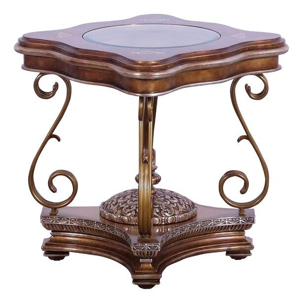 Upper Strode End Table