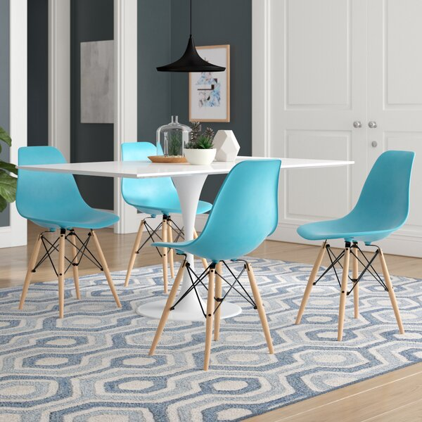 Looking for Quintus Solid Wood Dining Chair (Set Of 4) By Langley Street Today Only Sale