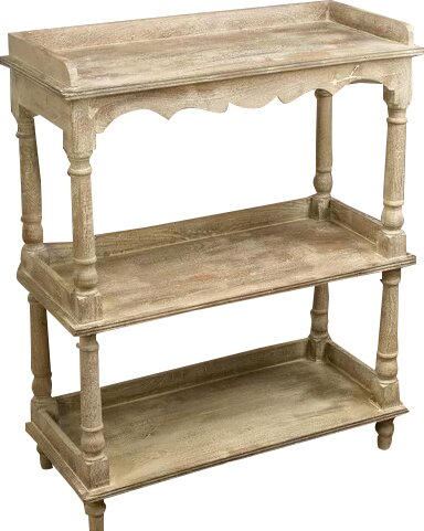 Verner 3 Shelf Etagere Bookcase by Darby Home Co