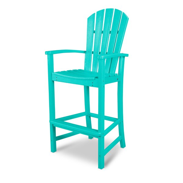 Palm Coast Bar Chair by POLYWOOD®