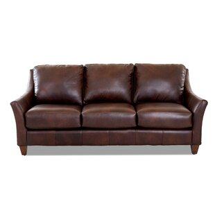 Session Leather Sofa