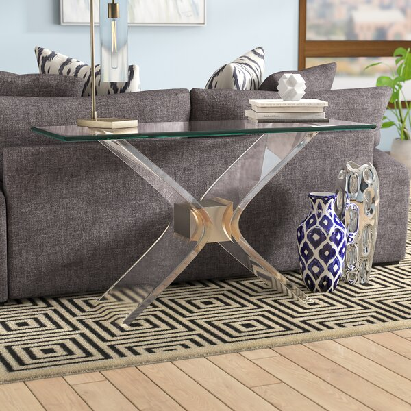 Review Victor Console Table