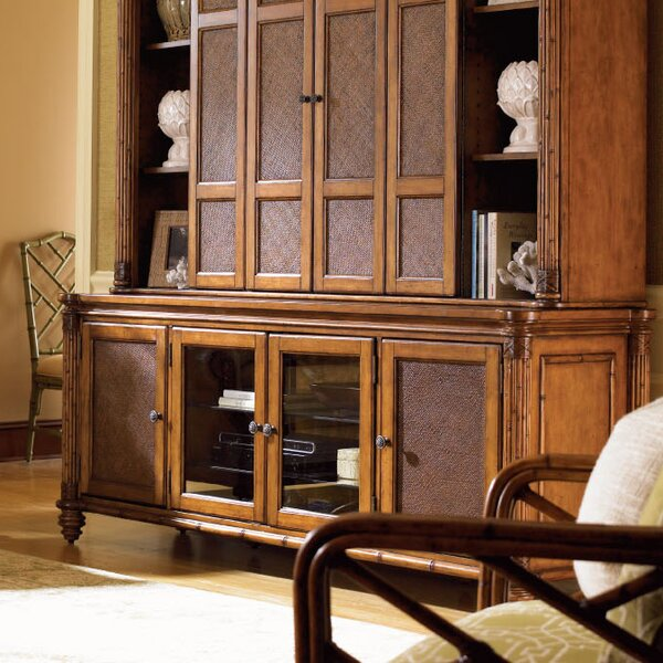 Island Estate China Cabinet by Tommy Bahama Home