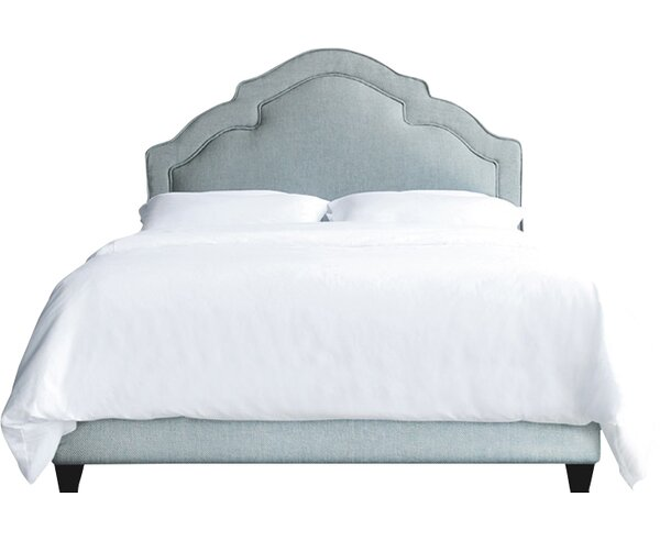 Sheila Upholstery Standard Bed by My Chic Nest