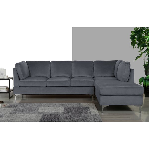Sabio Right Hand Facing Sectional By Wrought Studio