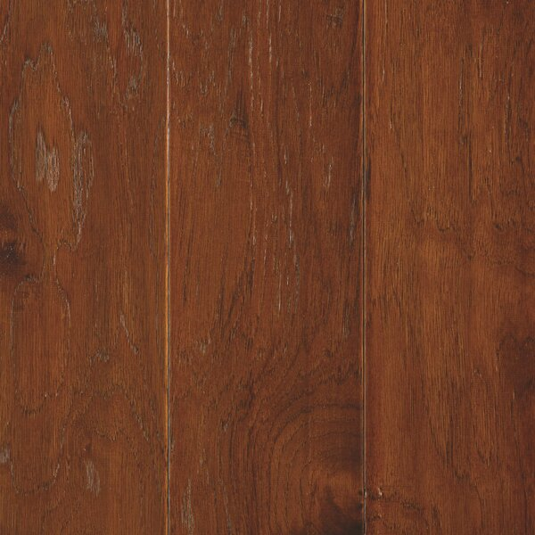 Hinsdale 5 Engineered Hickory Hardwood Flooring in Teak by Mohawk Flooring