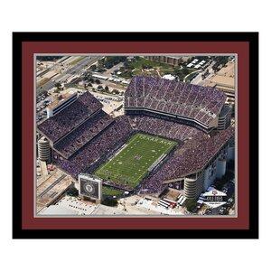 NCAA Stadium Framed Photographic Print by Replay Photos