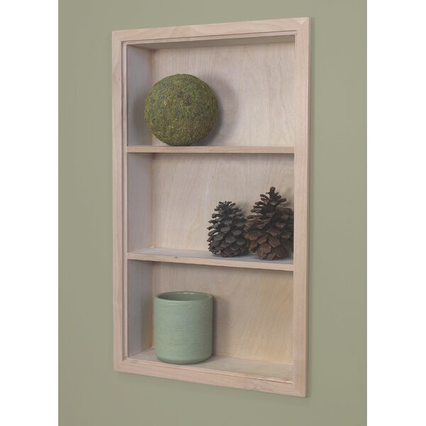 Fox Hollow Sloane Niche Wall Shelf by Concealed Cabinet