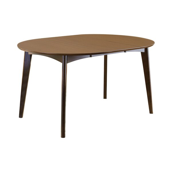 Fisk Solid Wood Dining Table by George Oliver George Oliver