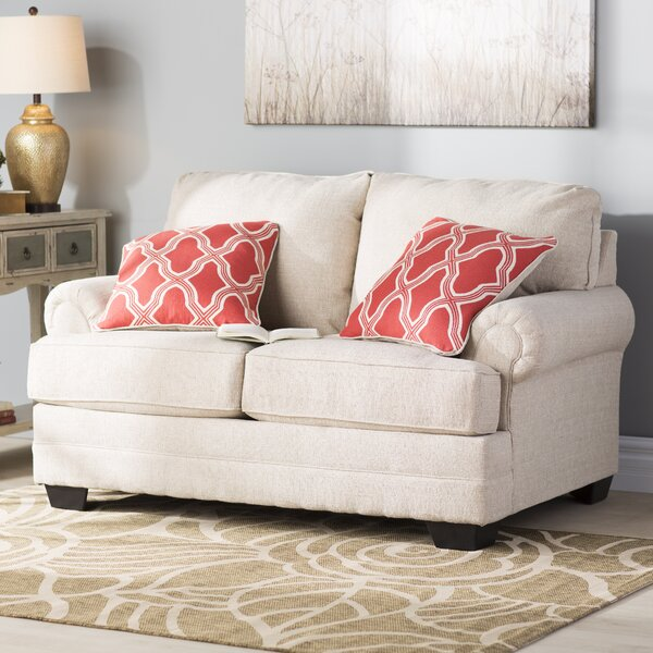 Winn Loveseat by August Grove