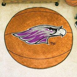 NCAA University Of Wisconsin-Whitewater Basketball Mat by FANMATS