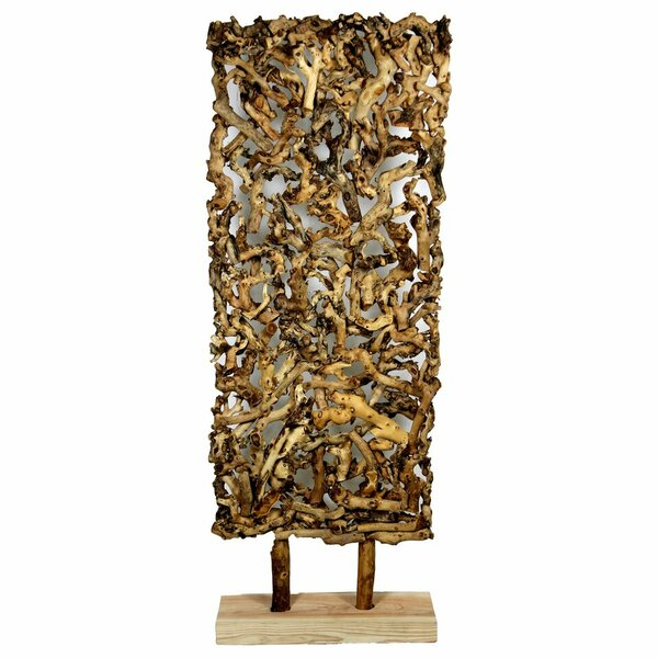 Mulberry Root Sculpture by Union Rustic