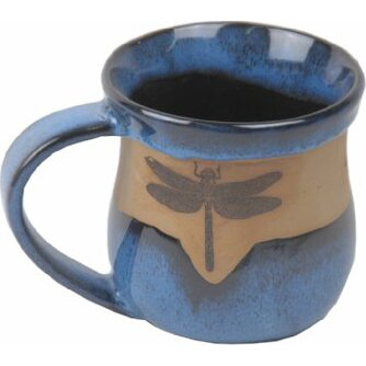 Jimi Dragonfly Coffee Mug by Red Barrel Studio