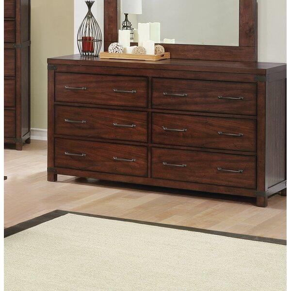 6 Drawer Double dresser by Scott Living