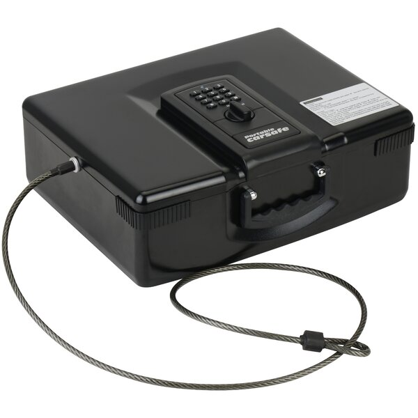 Electronic Lock Commercial Safe Box by Caesar SafeElectronic Lock Commercial Safe Box by Caesar Safe