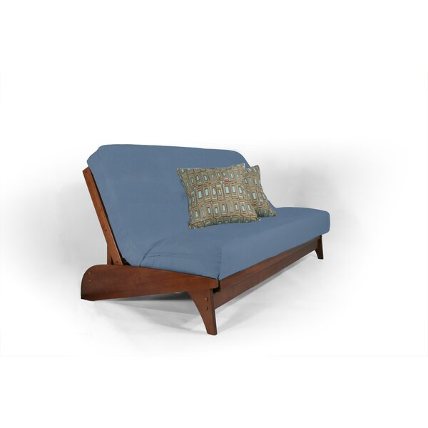 Eisley Futon and Mattress by Latitude Run
