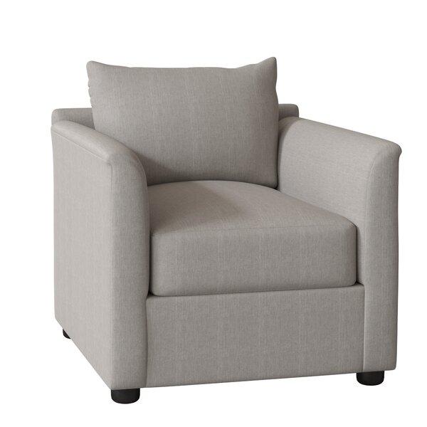 Peyton Armchair by Wayfair Custom Upholstery™