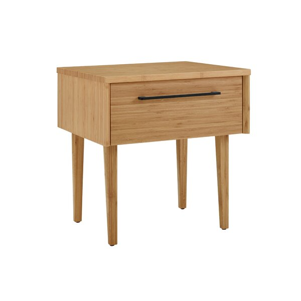 Spiva 1 Drawer Nightstand by Corrigan Studio